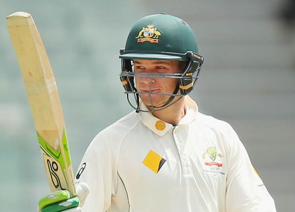 Peter Handscomb of Australia