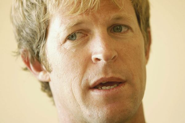 South African Cricketer Jonty Rhodes
