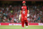 Aaron Finch of the Renegades BBL