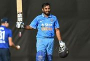 Ambati Rayudu retired out
