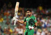 Babar Azam of Pakistan