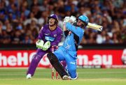 Ben Dunk of the Adelaide Strikers