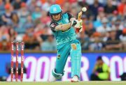 Brendon McCullum of the Heat