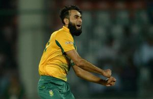 Imran Tahir of South Africa IPL 2017 Auction