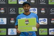 Player of the match Ish Sodhi
