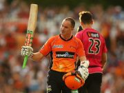Michael Klinger Perth Scorchers