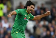 Mohammad Irfan of Pakistan