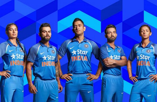 Photos Environment Friendly Jerseys For Team India: Team India Gets New Jersey With '4D Quickness' And 'Zero