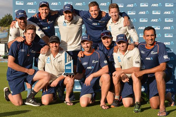 New Zealand announce squad for West Indies Test series