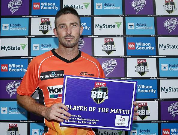 Player of the Match awards (cricket)