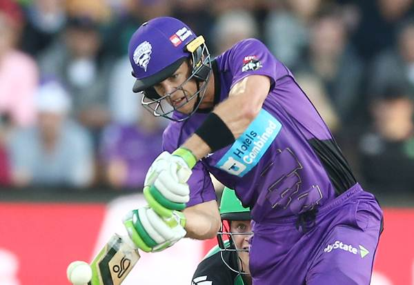 Tim Paine of the Hurricanes