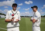 Tim Southee and Trent Boult