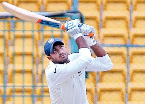 Vijay Shankar admits he never expected India call-up