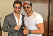 Hrithik Roshan and Sreesanth