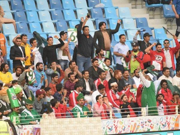 Indian and Bengali fans PSL