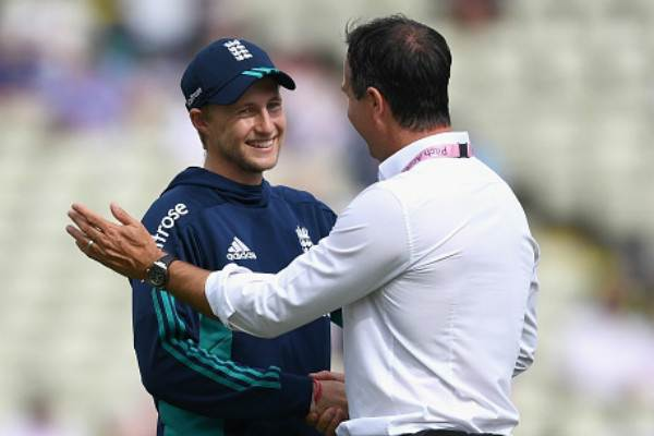 Michael Vaughan and Joe Root