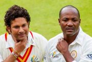Sachin Tendulkar and Brian Lara News