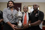 Shahid Afridi and Sanath Jayasuriya