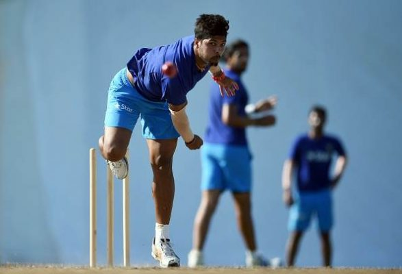 Umesh Yadav India