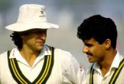 Wasim Akram and Waqar Younis of Pakistan
