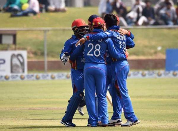 Live cricket score, Afghanistan vs Zimbabwe, 2nd ODI, Sharjah