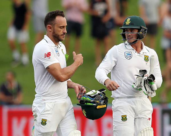 South Africa v New Zealand