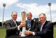 Greg Chappell, Sir Richard Hadlee and Ian Chappell