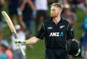 Martin Guptill of New Zealand Cricketing trends