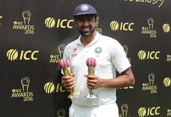 Image result for ashwin award