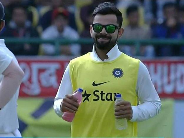 Virat Kohli Drinks Only Imported Mineral Water
