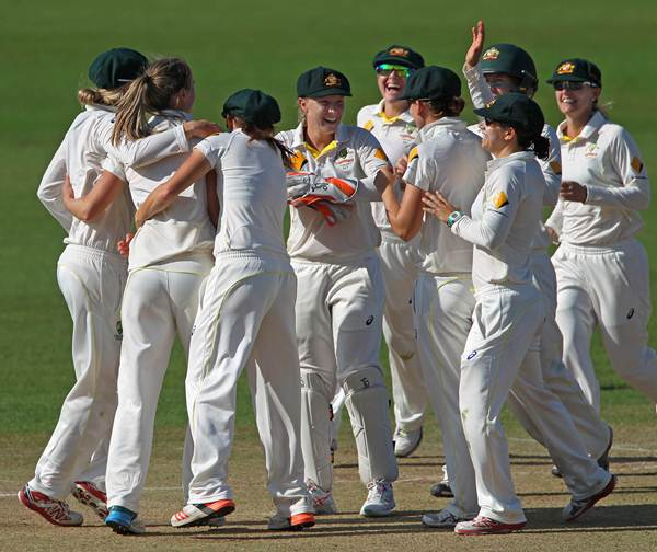 England, Australia Women team to play first ever pink ball ...