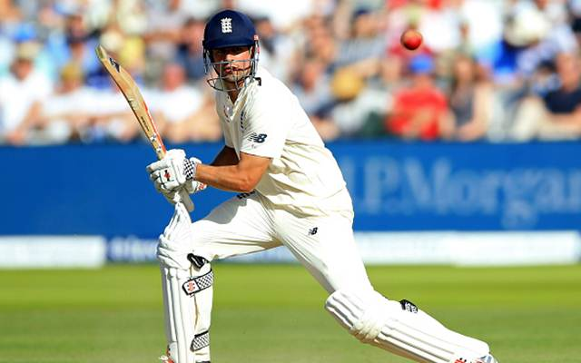 Alastair Cook News