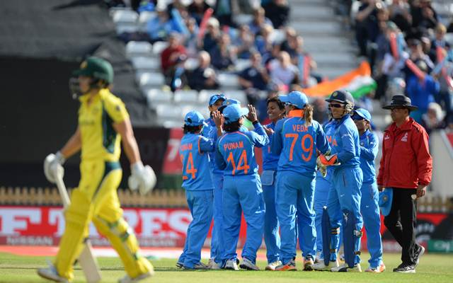 Australia women's cricket team to tour India in March 2018
