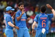 Bhuvneshwar Kumar Indian team
