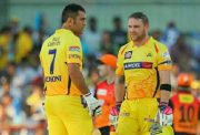 Brendon McCullum and MS Dhoni