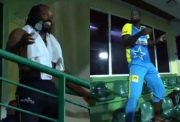 Chris Gayle and Darren Sammy