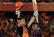 David Warner Sunrisers Hyderabad IPL