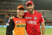 David Warner and Glenn Maxwell