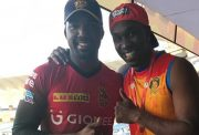 Dwayne Bravo and Darren Bravo