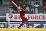 West Indies Evin Lewis