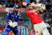 Glenn Maxwell of Kings XI Punjab