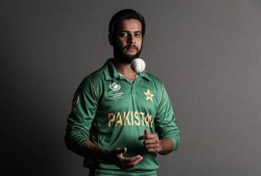 Imad Wasim of Pakistan