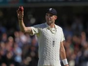James Anderson of England