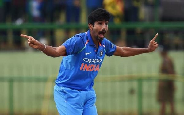 Jasprit Bumrah India v Sri Lanka