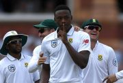 Kagiso Rabada of South Africa Dean Elgar News