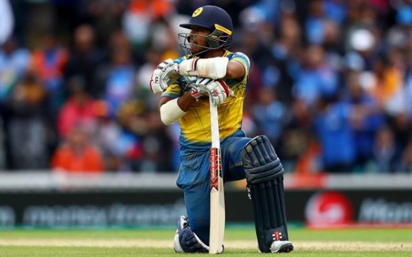 Kusal Mendis of Sri Lanka