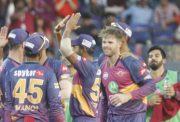 Lockie Ferguson Rising Pune Supergiant
