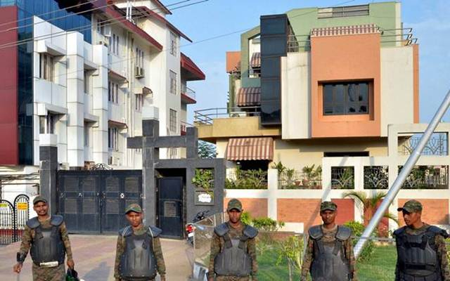 Security beefed up at MS Dhoni's residence after India's 180-run defeat to Pakistan