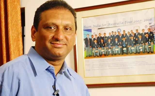 Sridhar quits as BCCI's General Manager