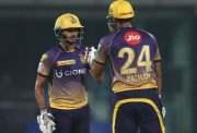 Manish Pandey and Yusuf Pathan